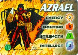 azrael Overpower card